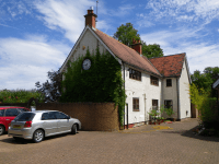 A detached property near Addlestone